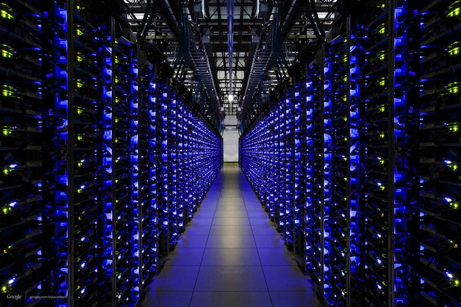 Google North Carolina Datacenter
